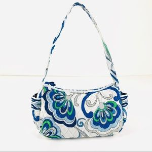 ❤️ Vera Bradley Small Quilted Shoulder Bag Purse